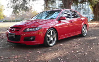 2005 Mazda 6 MPS (Leather) review