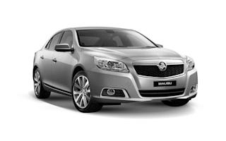2015 Holden Malibu CDX review