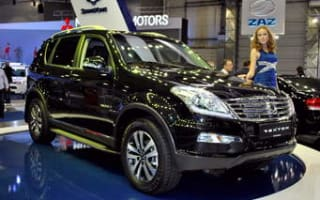 2007 SSANGYONG Rexton RX270 Limited Review