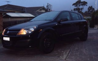 88761234bb 2005 Holden Astra Review