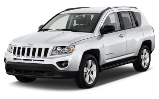 2013 Jeep Compass North (4x2) review