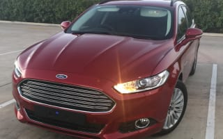 2015 Ford Mondeo Trend TdCi Review