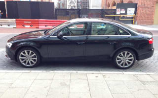 2013 Audi A4 2.0 TFSI Quattro Review