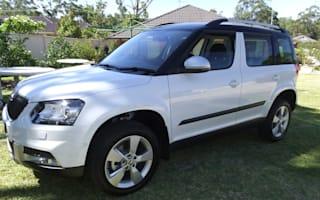 2014 Skoda Yeti 103 TDI (4x4) Review