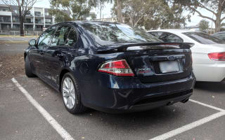 2014 Ford Falcon XR6T review