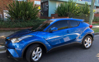 2018 Toyota C-HR (2WD) review