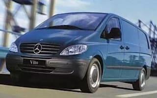 2005 Mercedes-Benz Vito 115CDI Extra Long review | CarAdvice