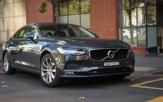 2018 Volvo S90 T5 Momentum review: Californication
