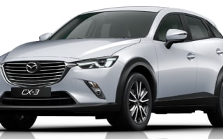 2015 Mazda CX-3 S Touring (AWD) review