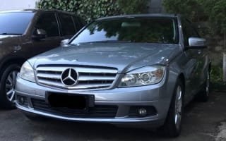 2011 Mercedes-Benz C200 CGI review
