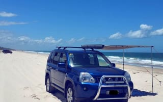2010 xterra review