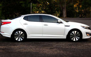 2012 Kia Optima Platinum Review