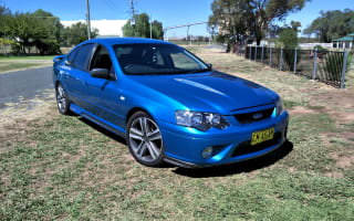 2008 Ford Falcon XR8 review   CarAdvice