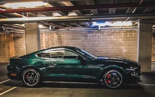 2018 Ford Mustang Fastback Bullitt review