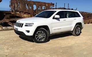 2016 Jeep Grand Cherokee Laredo (4x4) Review
