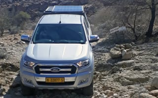 2017 Ford Ranger XLT 3.2 (4x4) review