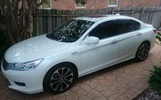 2015 Honda Accord Sport Hybrid review