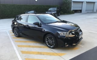 lexus 200ct review