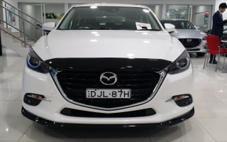 2016 Mazda 3 SP25 GT review