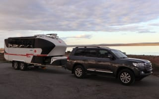 2018 Toyota LandCruiser Sahara (4x4) review