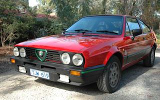 1986 Alfa Romeo Sprint review