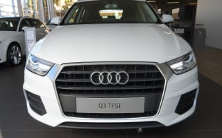 2017 Audi Q3 1.4 TFSI review