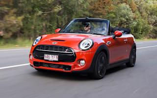 2018 Mini Cooper S Convertible review