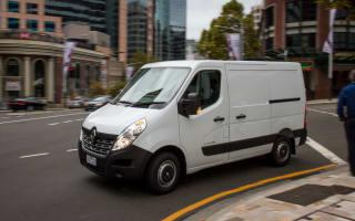 2014 Renault Master SWB Low review