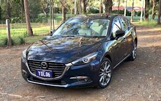 2017 Mazda 3 SP25 Astina review | CarAdvice