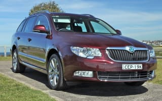 2012 Skoda Superb 191 FSI V6 Elegance review