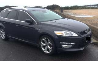 2012 Ford Mondeo Titanium TDCi review