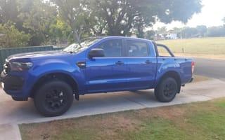 2015 Ford Ranger XLS 3.2 (4x4) Review