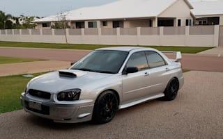 2006 subaru impreza wrx wagon review
