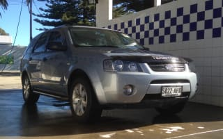 2008 Ford Territory TX (RWD) review