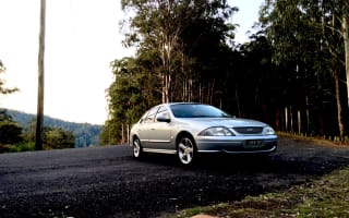 2002 Ford Falcon SR review