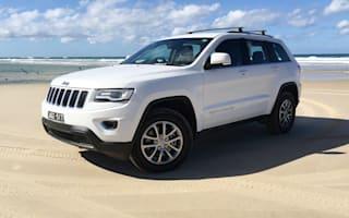 2017 Jeep Grand Cherokee Laredo (4x2) review