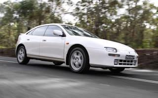 1996 Mazda 323 Astina review