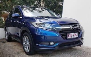 2015 Honda HR-V VTi-S Review