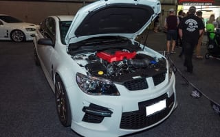 2015 HSV GTS review