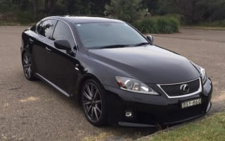 2010 Lexus IS F review