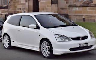 2003 Honda Civic Type R review