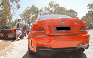2012 BMW 1 Series M Coupe review