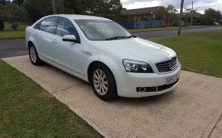 2007 Holden Statesman V6 Review