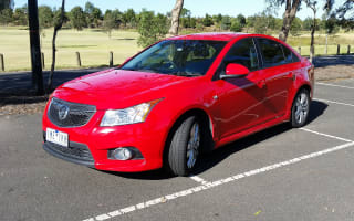 2013 Holden Cruze SRi review