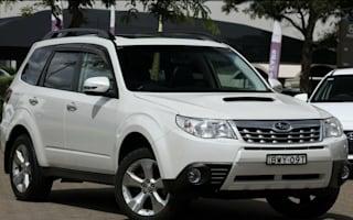 2012 Subaru Forester XT Premium review