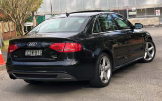 2011 Audi A4 2.0 TFSI Quattro review