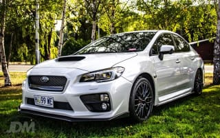 2016 Subaru WRX Premium (AWD) Review
