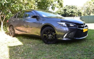 2017 Toyota Camry RZ SE review | CarAdvice