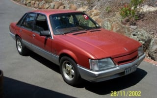 1984 Holden Calais review