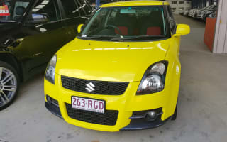 2010 Suzuki Swift Sport review   CarAdvice